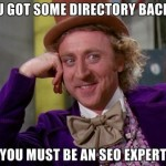 Google Hates Directories for Backlinks