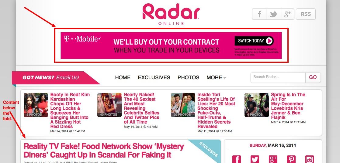 spam radar online
