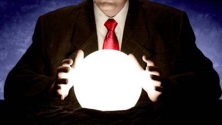 google predictions crystal ball
